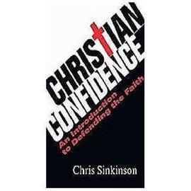 Christian Confidence (Chris Sinkinson), Paperback
