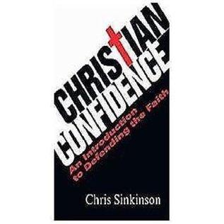 Christian Confidence (Chris Sinkinson)