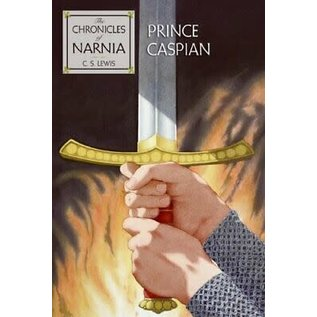Chronicles of Narnia #4: Prince Caspian (C.S. Lewis)