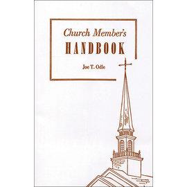 Church Member's Handbook (Joe T. Odle)