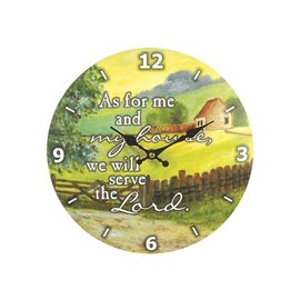 Clock - As for Me and My House