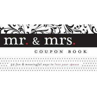 Coupon Book - Mr & Mrs