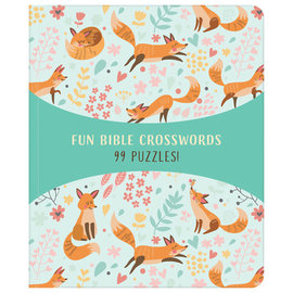 Fun Bible Crosswords (99 Puzzles)