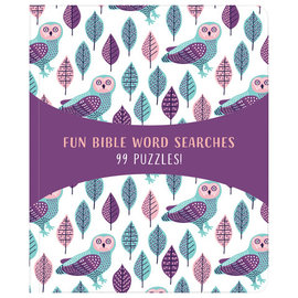 Fun Bible Word Searches (99 Puzzles)