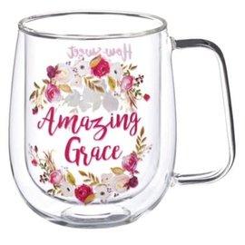 Mug - Amazing Grace, Glass