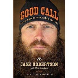 Good Call (Jase Robertson), Hardcover