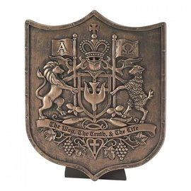 Plaque - Coat of Arms, Tabletop