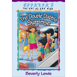 Cul-de-sac Kids #1: The Double Dabble Surprise (Beverly Lewis), Paperback