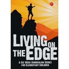 DVD - Living on the Edge: A Six Week Curriculum Series for Elementary Children