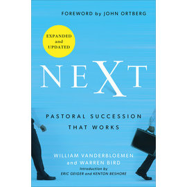 Next: Pastoral Succession That Works (William Vanderbloemen, Warren Bird), Hardcover