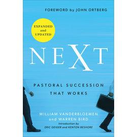 Next (William Vanderbloemen, Warren Bird), Hardcover