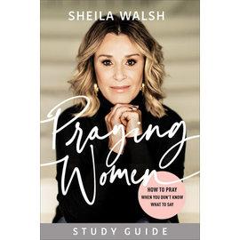 Praying Women, Study Guide (Sheila Walsh), Paperback
