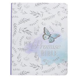 KJV My Promise Journaling Bible, Purple Faux Leather
