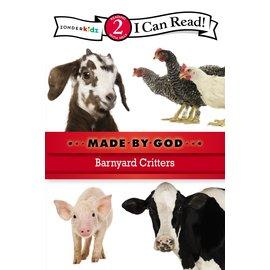 I Can Read Level 2: Barnyard Critters