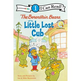 I Can Read Level 1: The Berenstain Bears and the Little Lost Cub