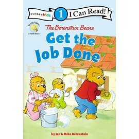 I Can Read Level 1: The Berenstain Bears Get the Job Done
