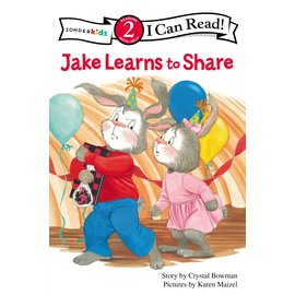 I Can Read Level 2: Jake Learns to Share