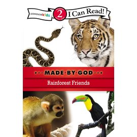 I Can Read Level 2: Rainforest Friends