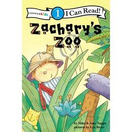 I Can Read Level 1: Zachary's Zoo