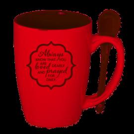 Mug - Always Know, Spoon