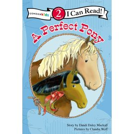 I Can Read Level 2: A Perfect Pony