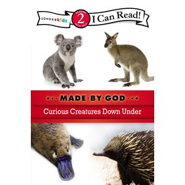 I Can Read Level 2: Curious Creatures Down Under