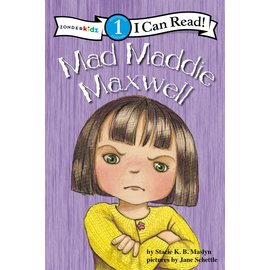 I Can Read Level 1: Mad Maddie Maxwell