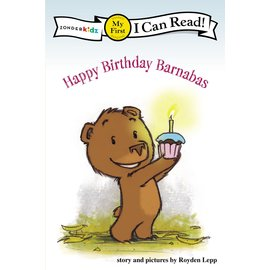 I Can Read My First: Happy Birthday Barnabas