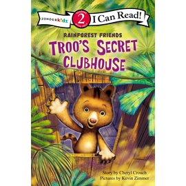I Can Read Level 2: Troo's Secret Clubhouse