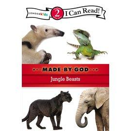 I Can Read Level 2: Jungle Beasts