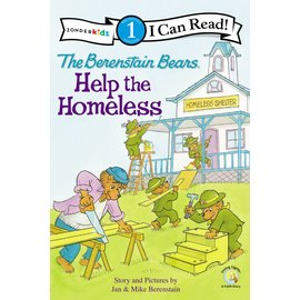 I Can Read Level 1: The Berenstain Bears Help the Homeless