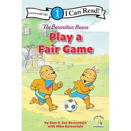 I Can Read Level 1: The Berenstain Bears Play a Fair Game