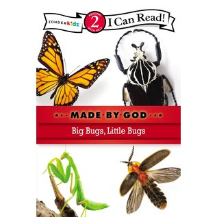 I Can Read Level 2: Big Bugs, Little Bugs