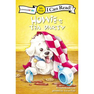 I Can Read My First: Howie's Tea Party