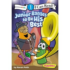 I Can Read Level 1: Junior Battles to Be His Best