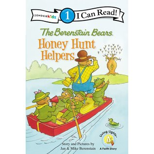 I Can Read Level 1: The Berenstain Bears - Honey Hunt Helpers