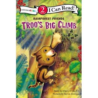I Can Read Level 2: Troo's Big Climb