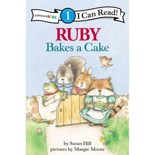 I Can Read Level 1: Ruby Bakes a Cake