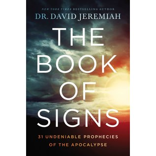 The Book of Signs (Dr. David Jeremiah), Paperback
