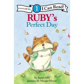 I Can Read Level 1: Ruby's Perfect Day