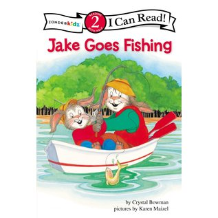 I Can Read Level 2: Jake Goes Fishing