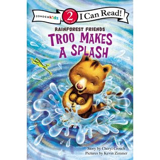I Can Read Level 2: Troo Makes a Splash