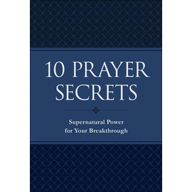 10 Prayer Secrets: Supernatural Power for Your Breakthrough (Hakeem Collins), Paperback