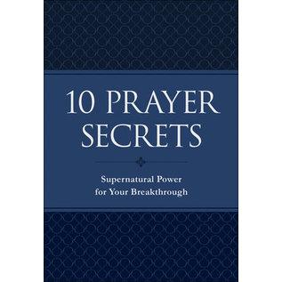 10 Prayer Secrets: Supernatural Power for Your Breakthrough (Hakeem Collins), Paperback