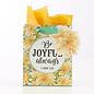 Gift Bag - Be Joyful Always, Extra Small
