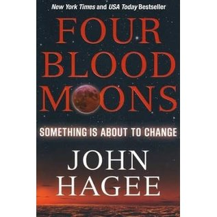 Four Blood Moons: Something is About to Change (John Hagee), Paperback