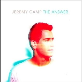 CD - The Answer (Jeremy Camp)