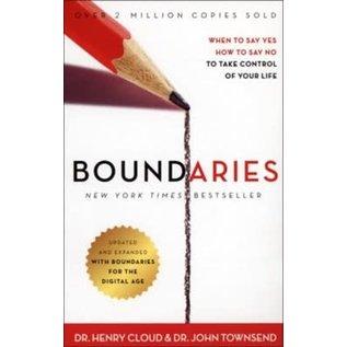 Boundaries (Henry Cloud, John Townsend), Paperback