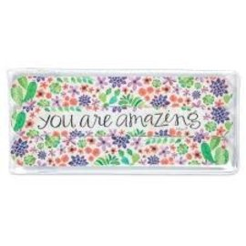 Emery Boards - You are Amazing, Flowers