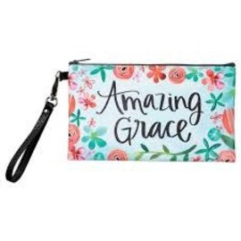 Zippered Bag - Amazing Grace